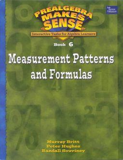 Measurement Patterns and Formulas