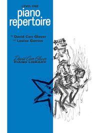 Piano Repertoire Level 1