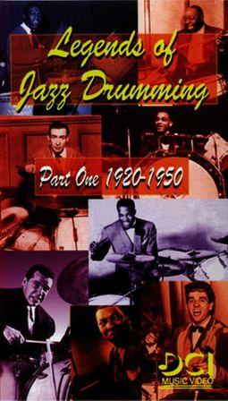 Legends of Jazz Drumming Complete