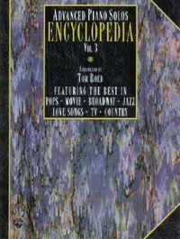 Advanced Piano Solos Encyclopedia