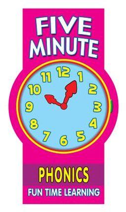 Five Minute Phonics 6 - 9 Years