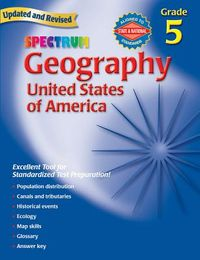 Spectrum Geography, Grade 5