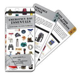 Emergency Bag Essentials Swatchbook