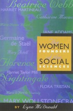 The Women Founders of the Social Sciences