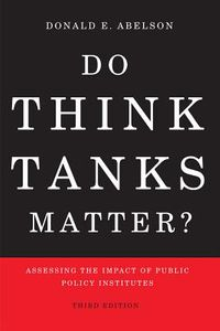 Do Think Tanks Matter?