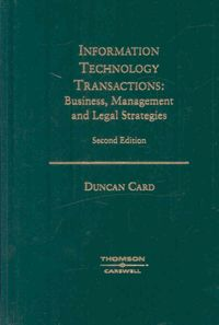 Information Technology Transactions