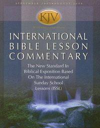 International Bible Lesson Commentary KJV