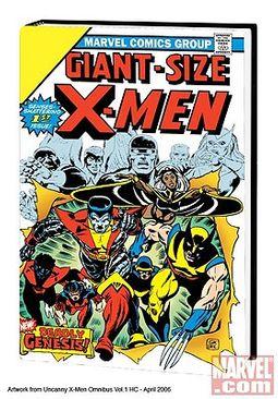 Uncanny X-Men Omnibus (v. 1)