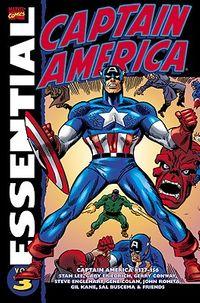 Essential Captain America 3