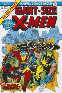 The Uncanny X-Men Omnibus 1