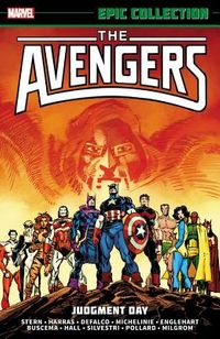 The Avengers Epic Collection 17