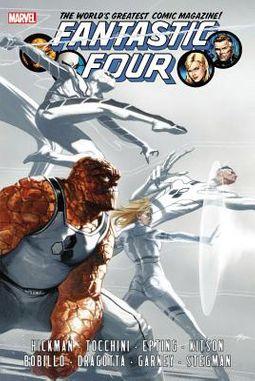 Fantastic Four Omnibus 2