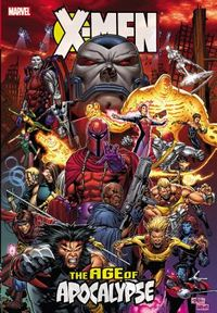 X-men Age of Apocalypse Omnibus
