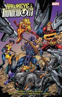 Hawkeye & The Thunderbolts 1