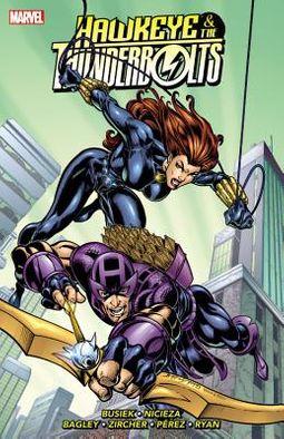 Hawkeye & the Thunderbolts 2