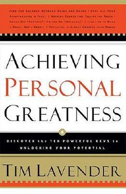 Achieving Personal Greatness