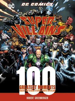 100 Greatest Moments of Dc Comics