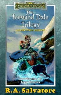 Forgotten Realms the Icewind Dale Trilogy Boxed Set