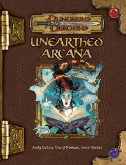Dungeons & Dragons Unearthed Arcana
