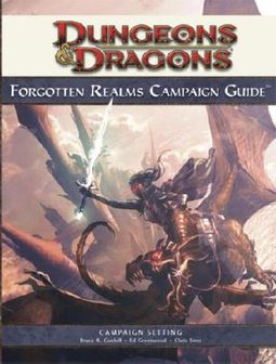 Dungeons & Dragons Forgotten Realms Campaign Guide