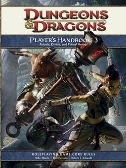Dungeons & Dragons Player's Handbook 3 by Mearls, Mike/ Cordell, Bruce R /  Schwalb, Robert J