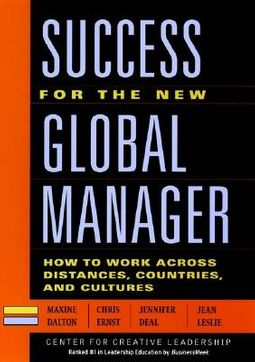 Success for the New Global Manager