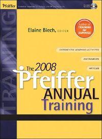The 2008 Pfeiffer Annual Training
