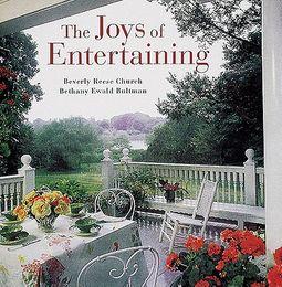 The Joys of Entertaining
