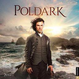 Poldark 2017 Calendar