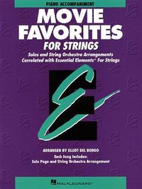 Movie Favorites Piano Accompaniment