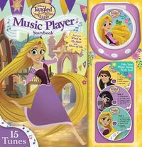 Disney Tangled the Series Music Player Storybook