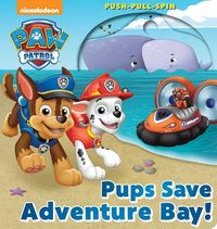 Pups Save Adventure Bay!