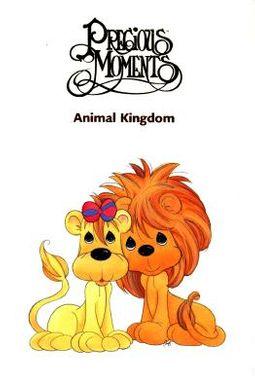 Precious Moments Animal Kingdom
