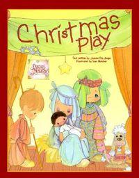 Precious Moments Christmas Play