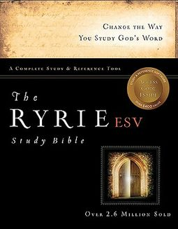 HPB   Search for The Ryrie ESV Study Bible