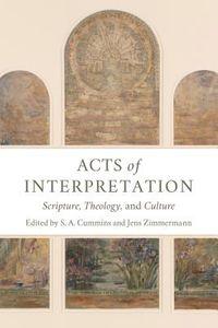 Acts of Interpretation