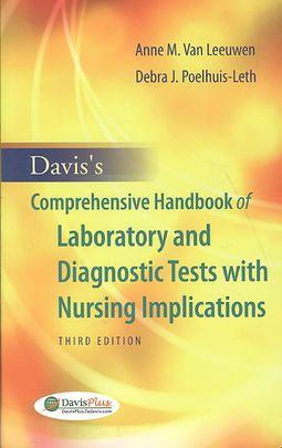Davis's Comprehensive Handbook of Laboratory and Diagnostic Tests with Nursing Implications/ Taber's Cyclopedic Medical Dictionary/ Davis's Drug Guide for Nurses