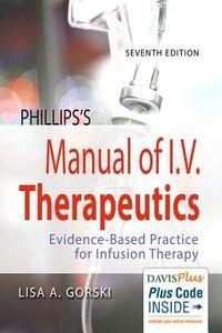 Phillips's Manual of I.V. Therapeutics