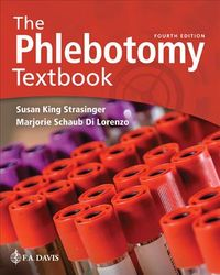 The Phlebotomy Textbook