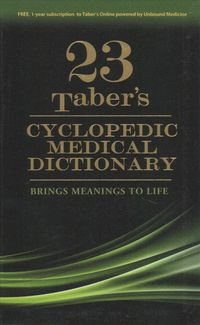 Tabers Cyclopedic Medical Dictionary + Davis's Drug Guide + Davis's Comprehensive Handbook of Laboratory & Diagnostic Tests