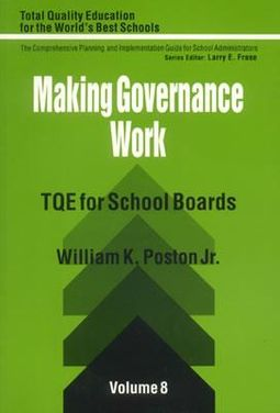 Making Governance Work