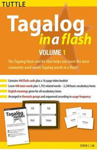 Tagalog in a Flash Kit