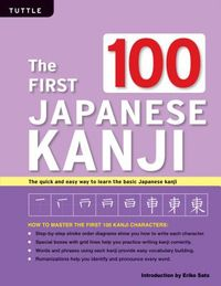 The First 100 Japanese Kanji