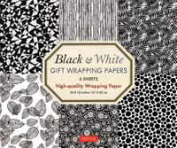 Black & White Gift Wrapping Papers