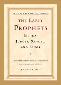 The Early Prophets