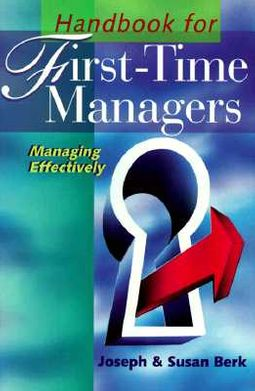 Handbook for First-Time Managers