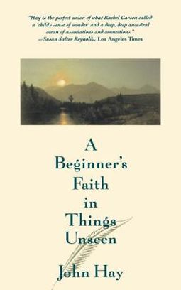 A Beginner's Faith in Things Unseen