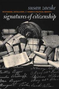 Signatures of Citizenship