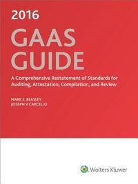 GAAS Guide 2016