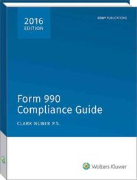 Form 990 Compliance Guide 2016